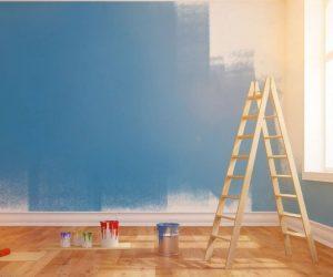 presupuesto pintura economico Valencia pared recien pintada 300x250 - INICIO