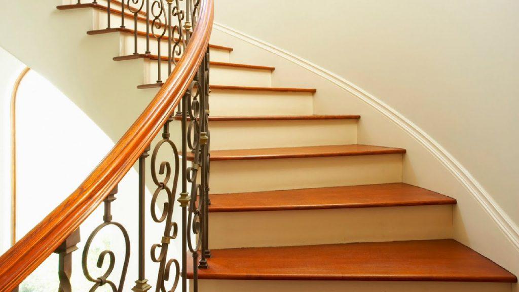 Pintura de Escaleras
